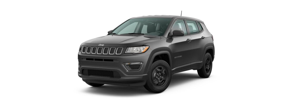 2020 Jeep Compass Granite Crystal Metallic Clear-Coat
