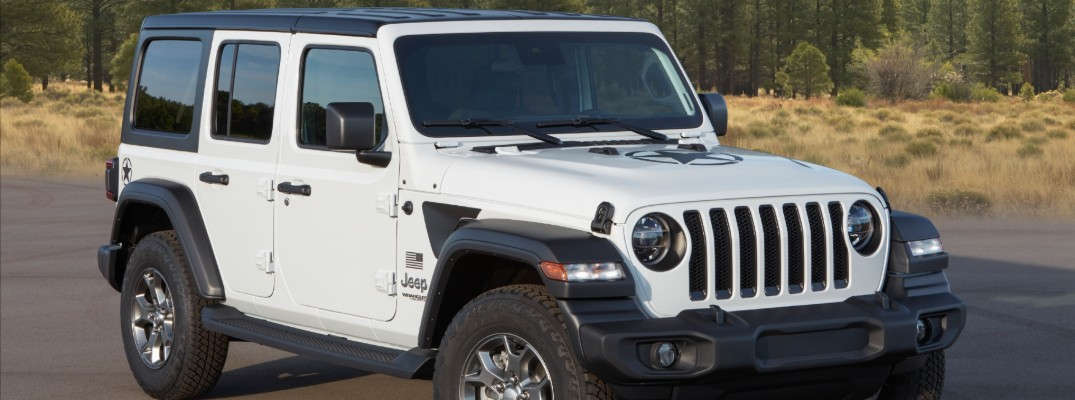Jeep Introduces Special-Edition Wrangler Freedom Model