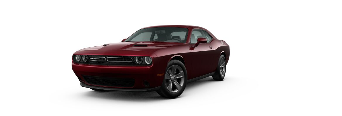 2020 Dodge Challenger Octane Red