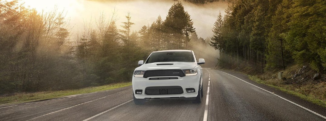 What's are the Exclusive Features of the 2020 Dodge Durango SRT?
