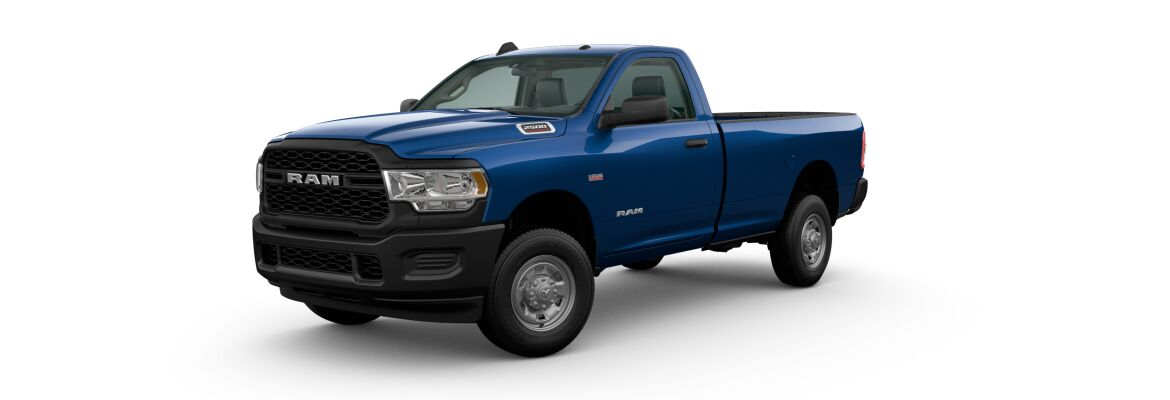 2020 Ram 2500 Patriot Blue Pearl-Coat