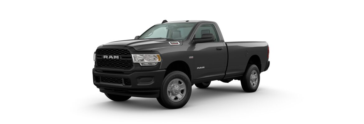 2020 Ram 3500 Granite Crystal Metallic Clear-Coat