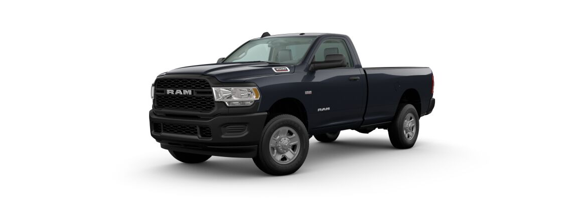 2020 Ram 3500 Maximum Steel Metallic Clear-Coat