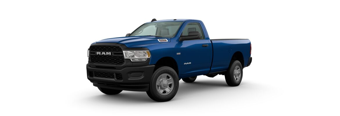2020 Ram 3500 Patriot Blue Pearl-Coat