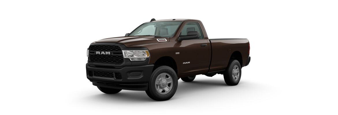2020 Ram 3500 RV Match Walnut Brown Metallic Clear-Coat