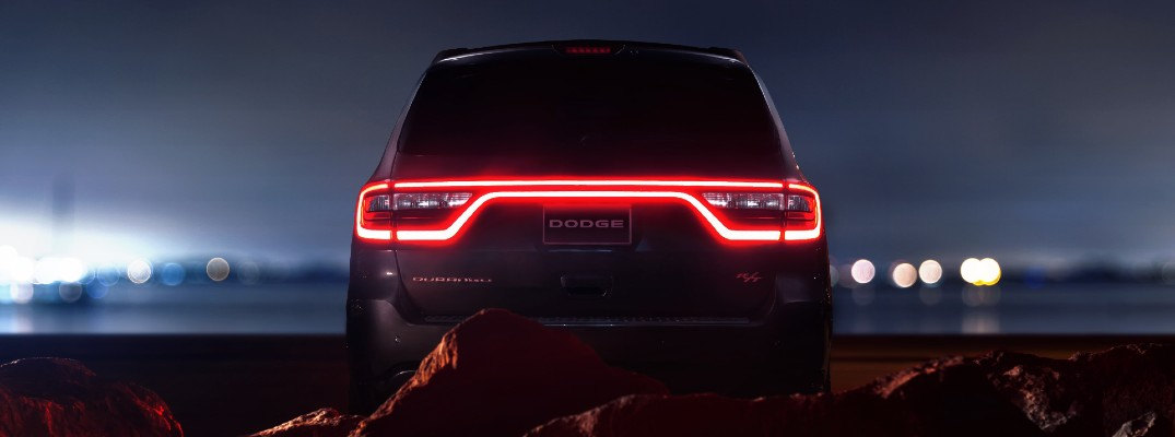 What are the Available Add-On Packages of the 2020 Dodge Durango?