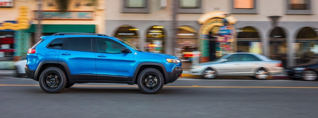 What's included in the 2020 Jeep Compass Trailhawk® Model?