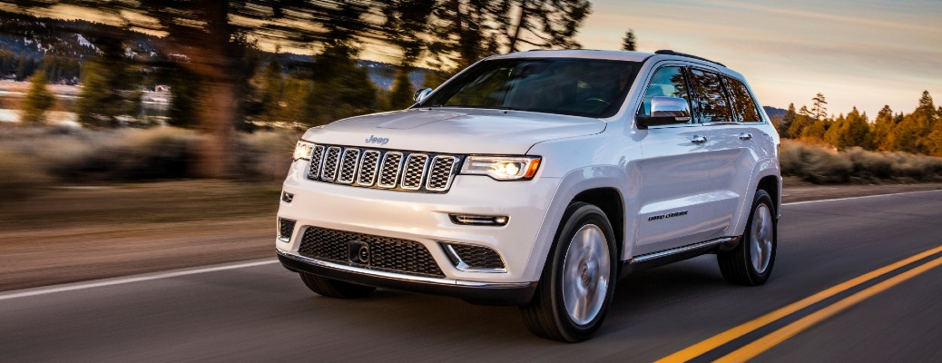 "Have You Seen the 2020 Jeep Grand Cherokee ""See Yourself"" Campaign?"