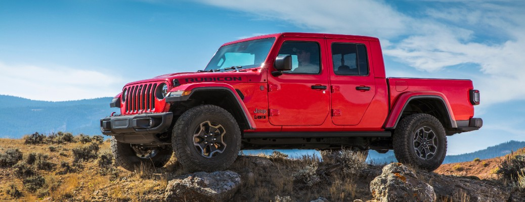 How Powerful is the Jeep Gladiator EcoDiesel?