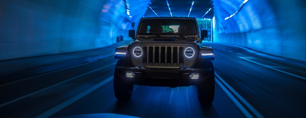How Powerful and Efficient is the 2021 Jeep Wrangler 4xe?