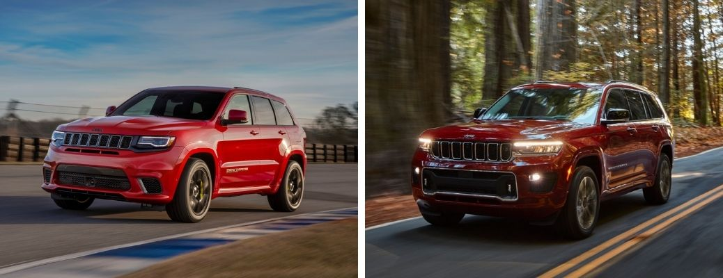 What are the Differences Between the Jeep Grand Cherokee and the Grand Cherokee L?