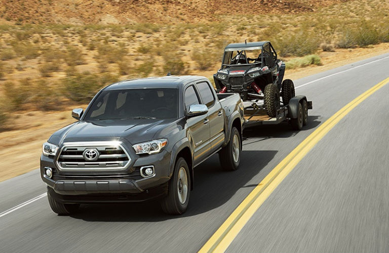 Tacoma Towing Capacity >> 2016 Toyota Tacoma Towing Capacity