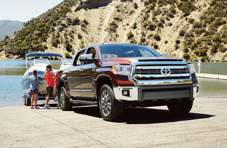 Can the Toyota Tundra tow my camper?