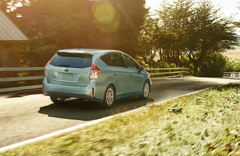 How safe is the 2017 Toyota Prius v?
