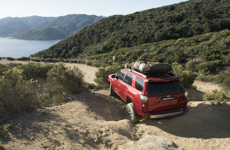 Does the 4Runner have off-road capabilities