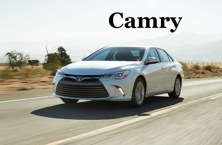 How big is the Camry?