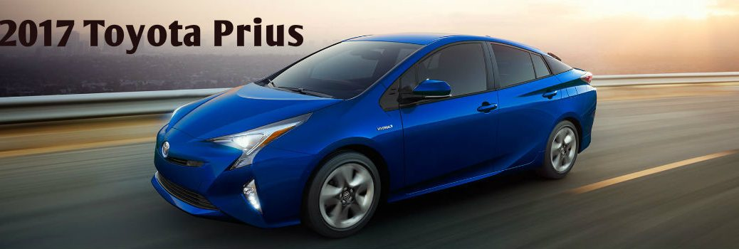What's new with the 2017 Toyota Prius?