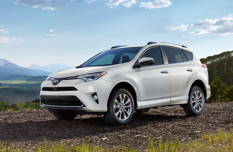 Does the 2017 RAV4 have a new trim level?