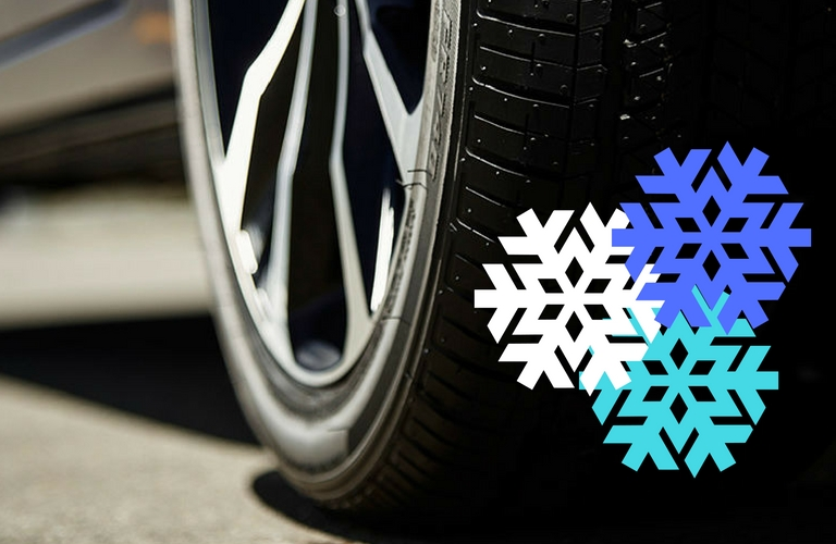 Winter tires in St. Louis MO