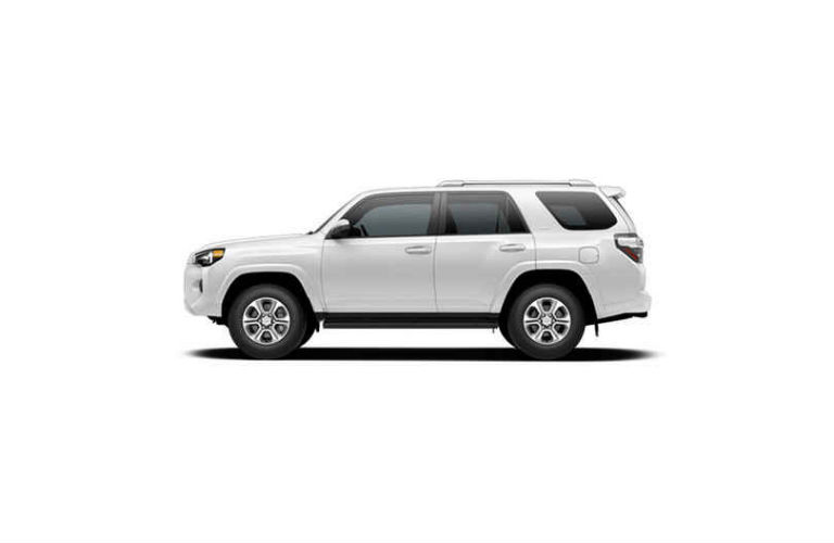 2017 Toyota 4Runner Super White