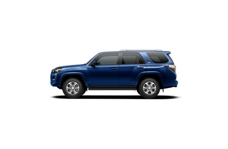 2017 Toyota 4Runner Nautical Blue Metallic