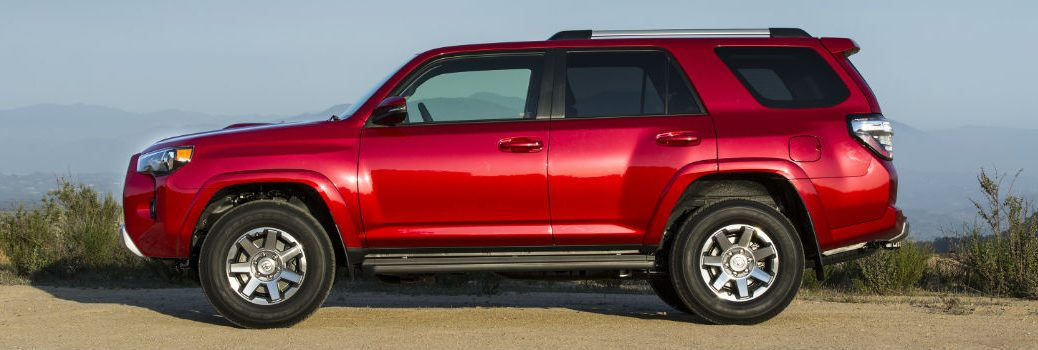What colors does the 2017 4Runner come in? Find out here!