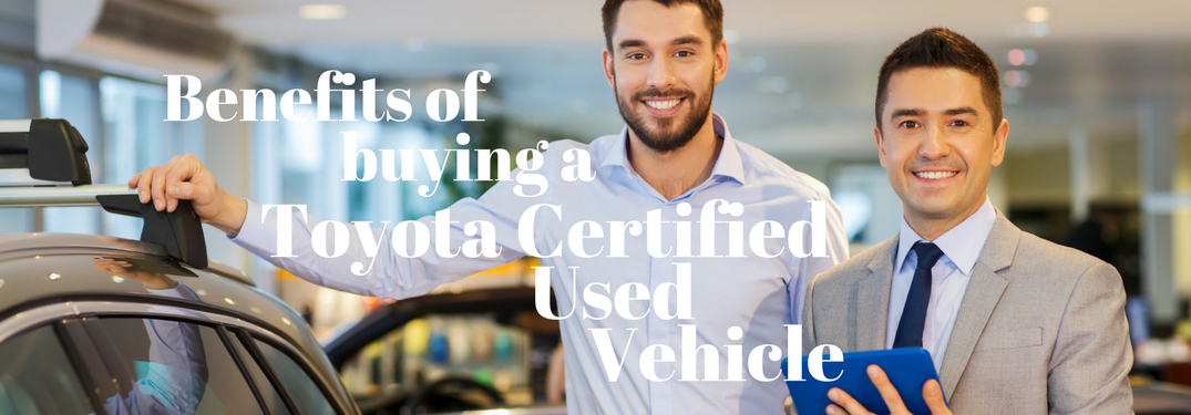 Should I buy a Toyota certified used car?