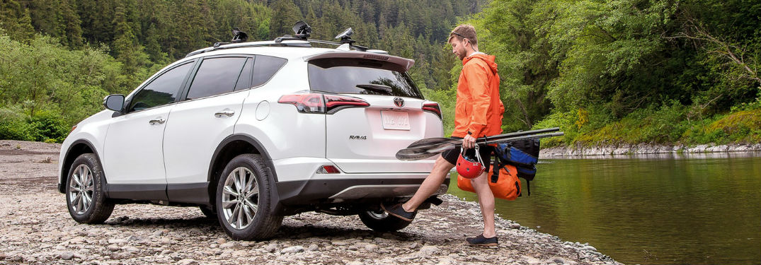 Which 2018 Toyota Models Have a Power Liftgate Feature?
