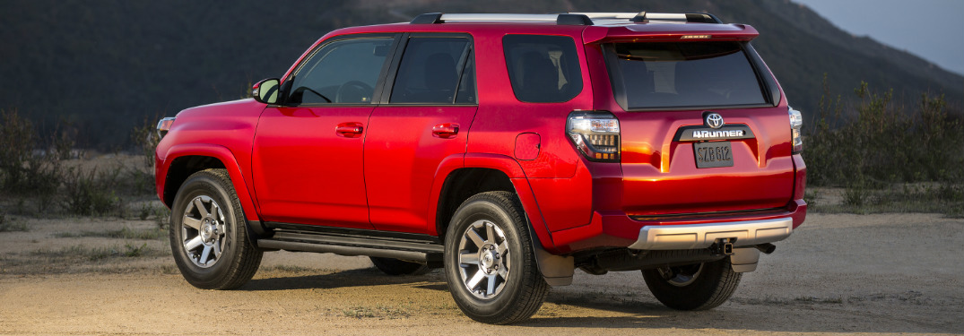 Toyota 4Runner Towing Capacity >> 2018 Toyota 4runner Ground Clearance And Towing Capacity