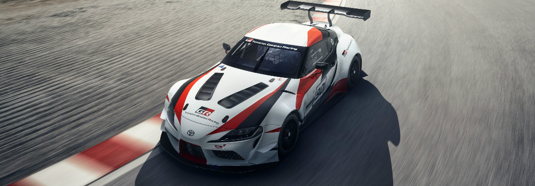 Toyota GR Supra Concept Reveal: See Pictures and Video Here
