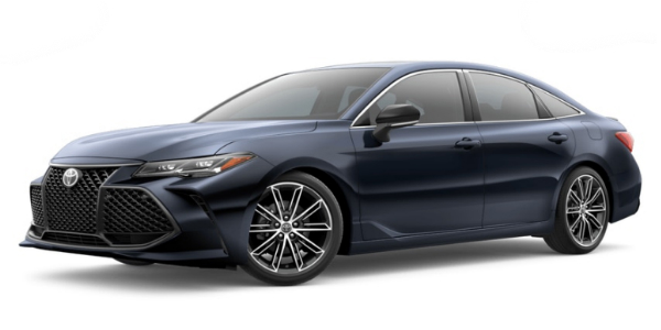 2019 Toyota Avalon in Parisian Night Pearl