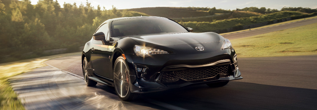 How much horsepower does the new Toyota 86 generate?