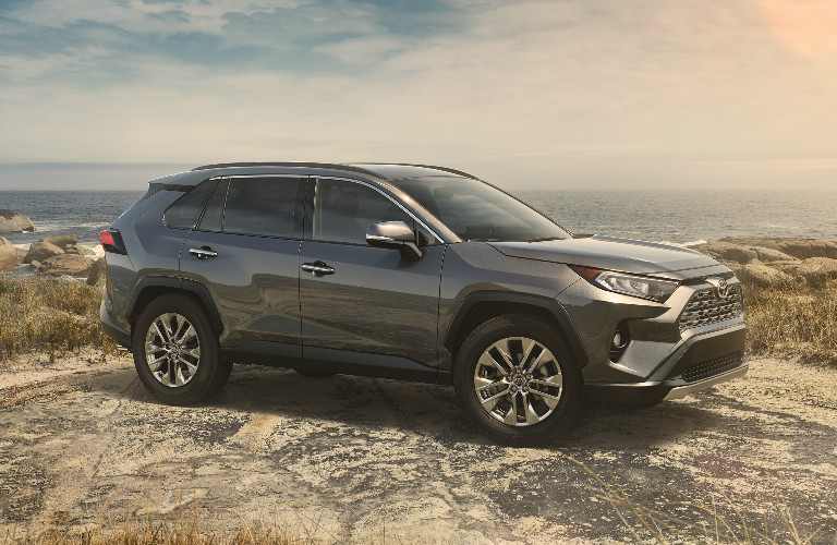 2019 Toyota RAV4 exterior side profile