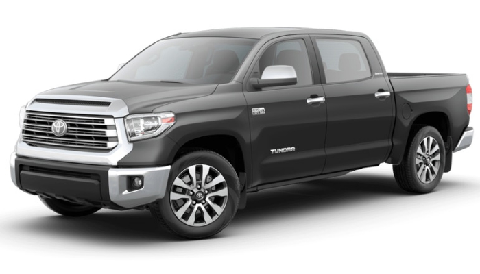 2019 Toyota Tundra in Magnetic Gray Metallic