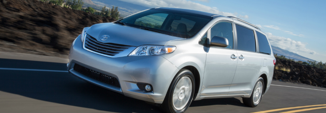How To Locate And Lower The Toyota Sienna S Spare Tire