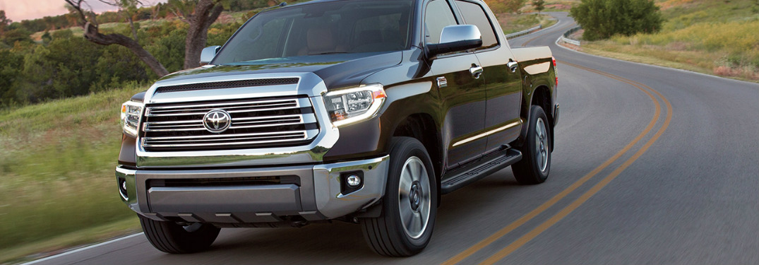 Does the Tundra come standard with Toyota Safety Sense?