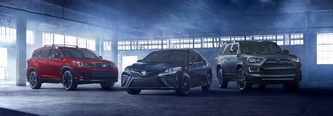 Toyota Nightshade is now available on select vehicles in St. Louis, MO