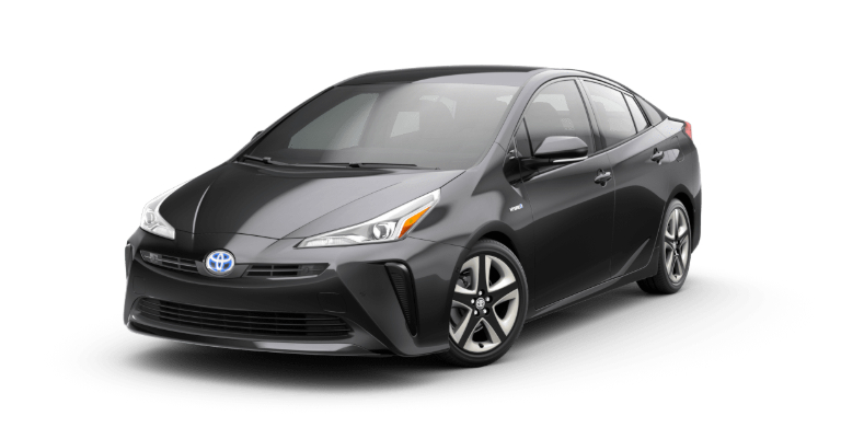 2019 Toyota Prius Midnight Black Metallic