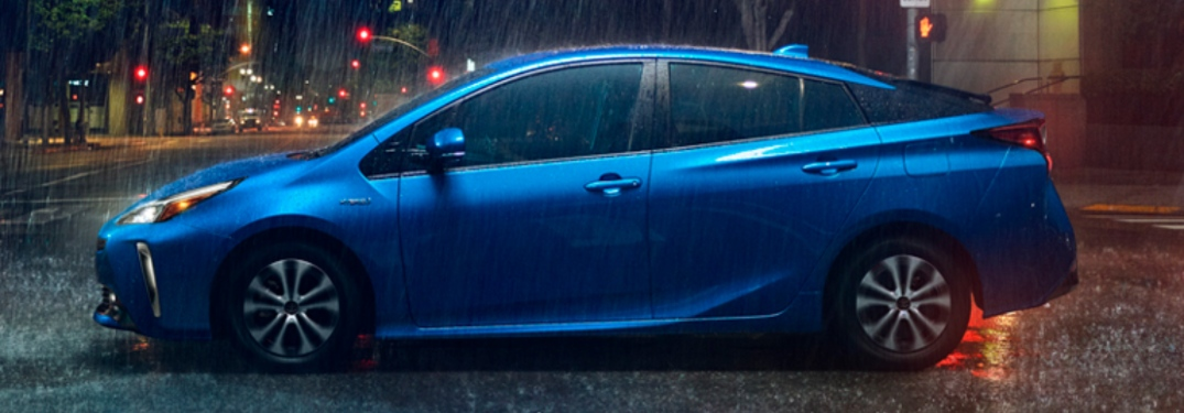 2019 Toyota Prius Color Options