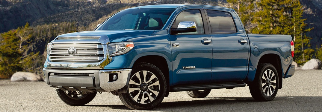 2020 Toyota Tundra Color Options