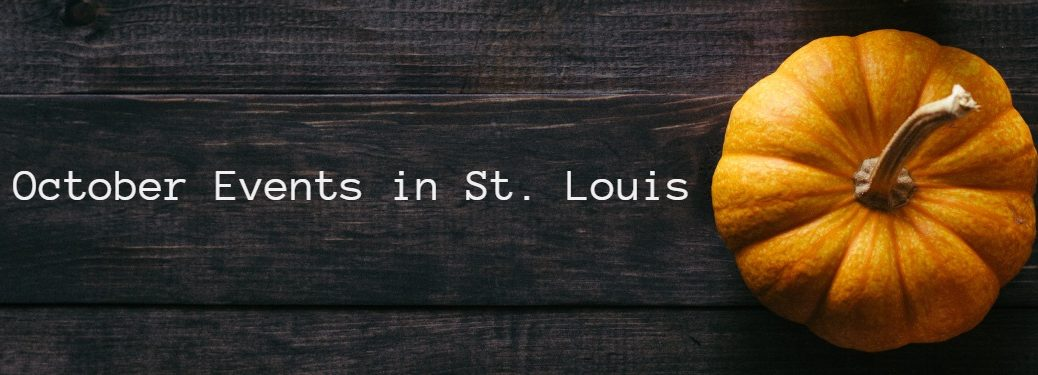 October Events in St. Louis