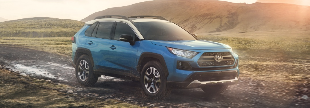The Popular 2019 Toyota RAV4 Hybrid