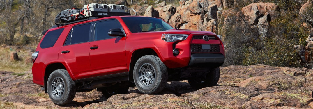 Get ready to go on more adventures in St. Louis with the new Toyota 4Runner!