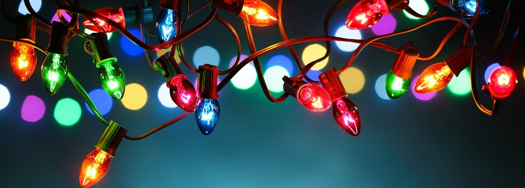Strand of Christmas Light
