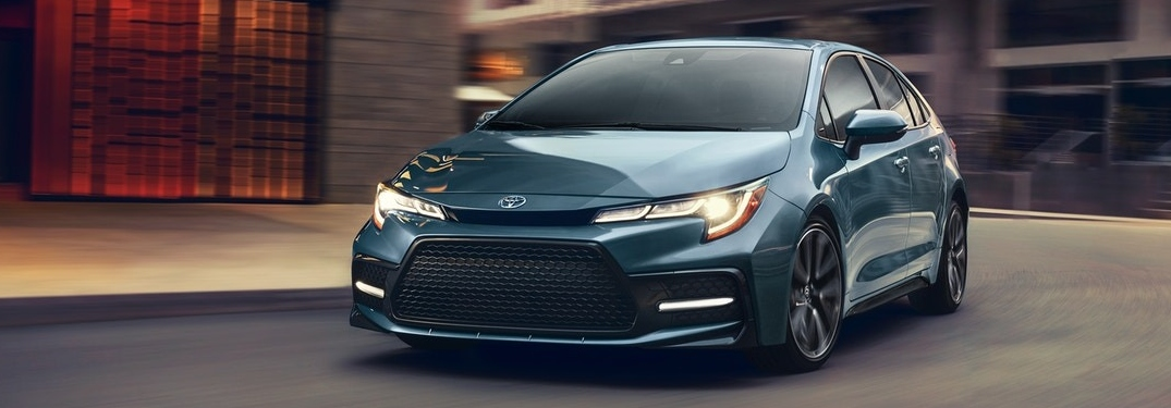 Learn more about purchasing a new Toyota Corolla in St. Louis!