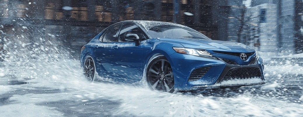 Learn about the estimated fuel economy of the 2020 Toyota Camry!