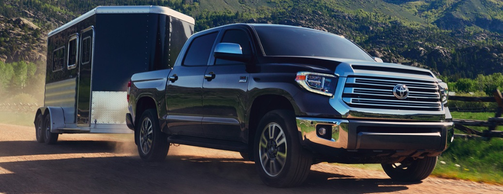 Learn about how powerful the 2020 Toyota Tundra is at Ackerman Toyota!