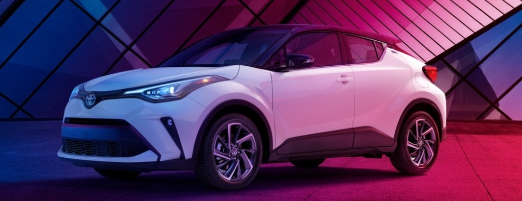 Find the perfect new crossover at Ackerman Toyota in St. Louis!