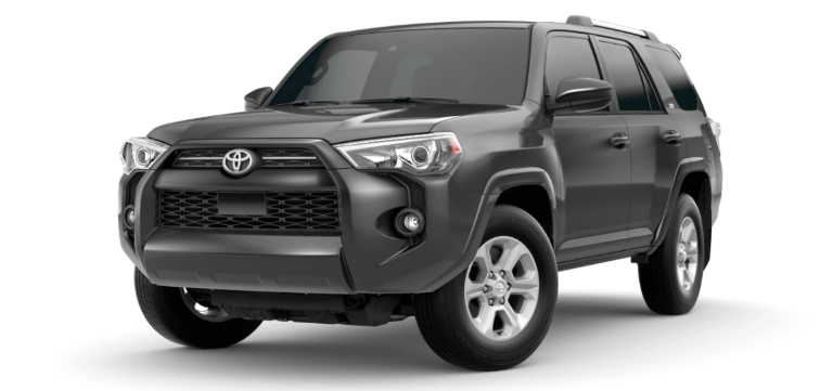 2020 Toyota 4Runner Magnetic Gray Metallic