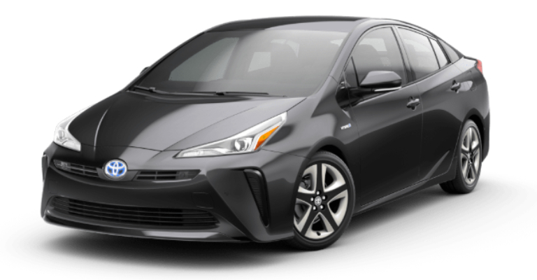 2020 Toyota Prius Midnight Black Metallic